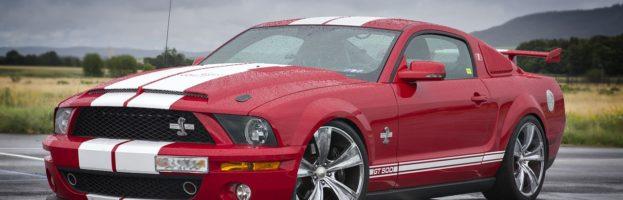 Ford configurateur : Le configurateur de la Ford Mustang Shelby GT500 2020 est en ligne