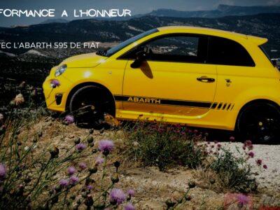 Découvrez les spécificités de la citadine Abarth de Fiat
