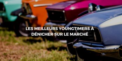 Dénicher les meilleures voitures de collection sur le marché
