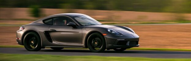 Prendre soin correctement de sa Porsche