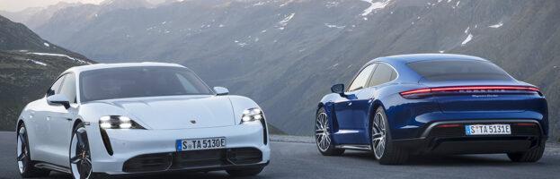 La mise à jour logicielle Taycan de Porsche est généreuse et d'autres constructeurs automobiles devraient en prendre note