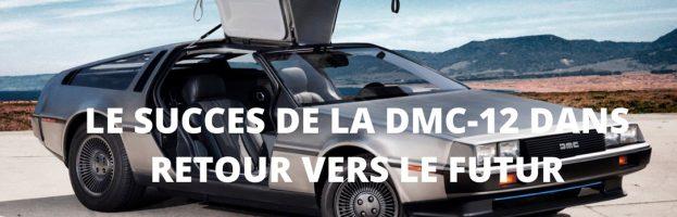DeLorean: la voiture de Retour vers le Futur vous livre ses secrets