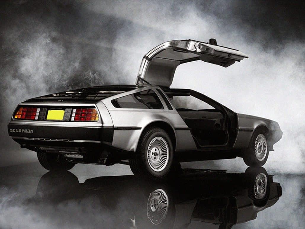 prix DeLorean