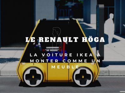 La voiture IKEA: Une réalité?